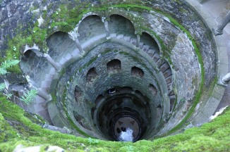 898 - Pozzo per l'iniziazione, Quinta da Regaleira, Sintra