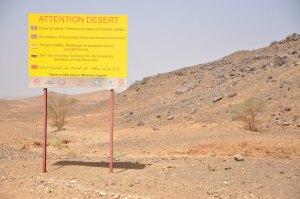 Attenzione Deserto!