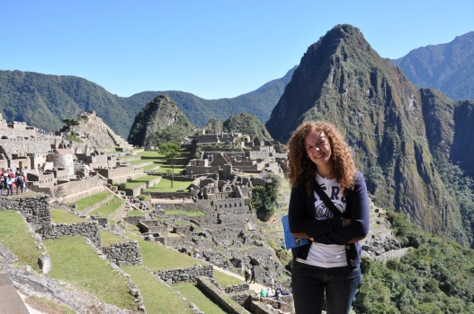 Machu Picchu, Perù, 2011