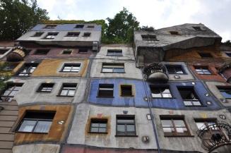Hundertwasserhaus, Wien - Austria