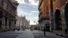 Milano, piazza Duomo - Italia