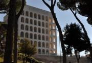 Colosseo Quadrato, Roma - Italia