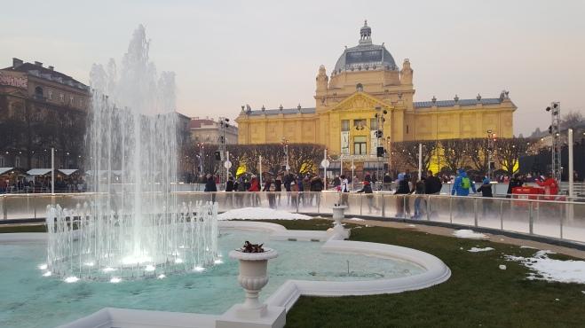 Trg kralja Tomislava, Zagreb - Croazia