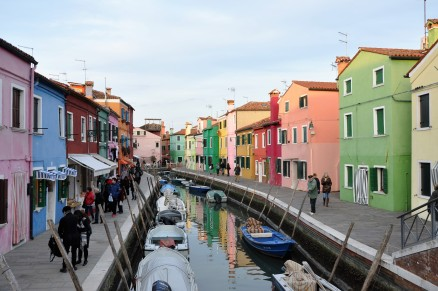 Burano, Venezia - Italia