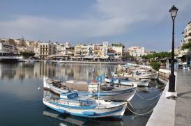 Ágios Nikólaos, Creta - Grecia