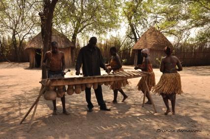 Villaggio tradizionale Lizauli